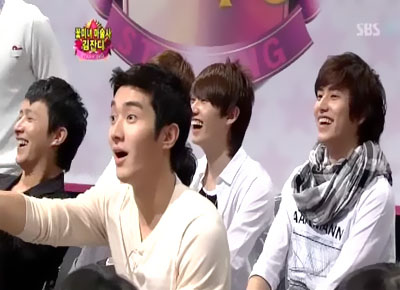 VIDEO] Super Junior On Star King 2009 03 28 | ICEPLUSCOFFEE