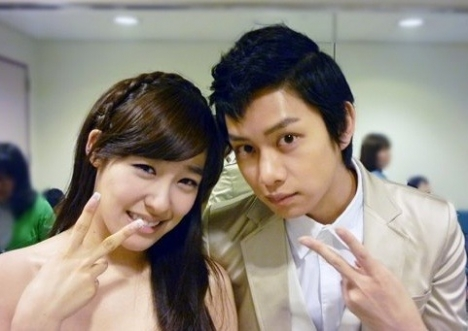 park ji sung dating yoona and taec