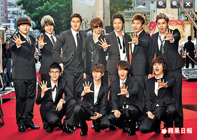 News super junior korean soldiers kill to step on red carpet hi everyone we are super junior with just 1 sentence of greetingover a thousand fans screamed non stop for a minute waiting in agony for 12 hours m4hsunfo