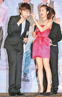 Celebrity Life s Style joe cheng and ariel lin
