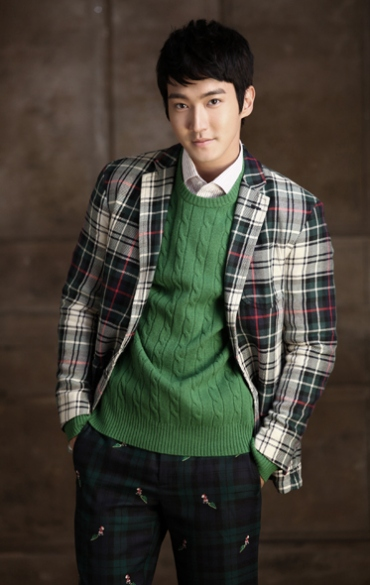 Siwon Is The Warmest Gift